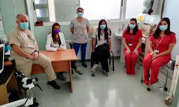 Hospital de Santa Cruz implementa efectivo tratamiento del cáncer cérvico uterino en estado temprano