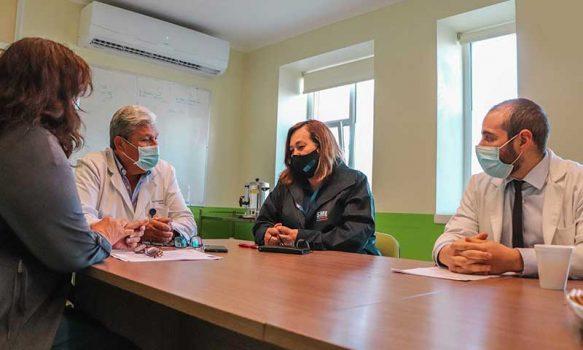 Hospital Regional y SML firman convenio de cooperación