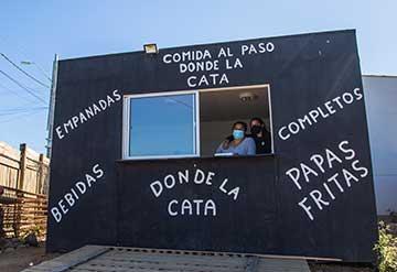 """Natalia """"Cata"""" Escobar y sus desafíos en el surf"""