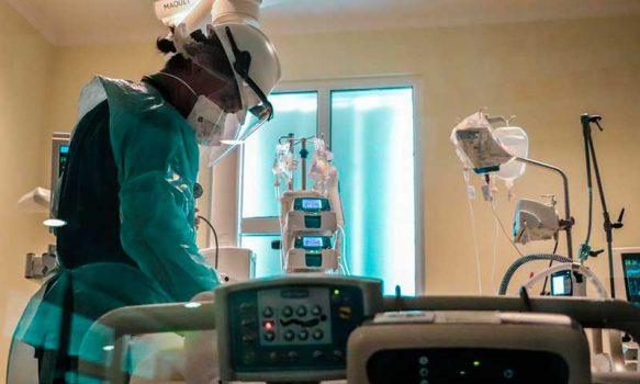 O'Higgins presenta un índice de mortalidad hospitalaria más bajo en proporción a la media nacional