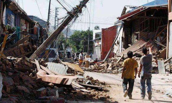 Organizaciones se unen y lanzan campaña que busca concientizar a los chilenos en la reducción del riesgo de desastres