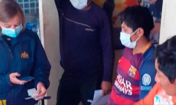 PDI denunció a nueve extranjeros infractores