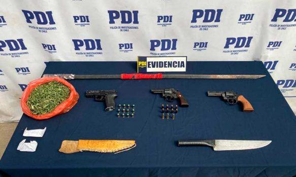 PDI detuvo a adolescente por homicidio y homicidio frustrado
