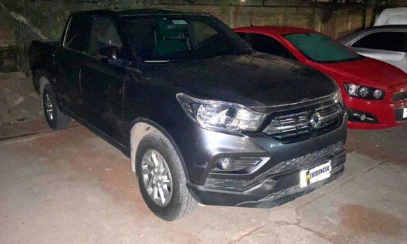 PDI recupera vehículo sustraído en robo con violencia