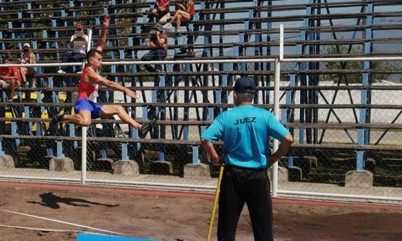 San Fernando fue anfitrión del campeonato nacional de saltos