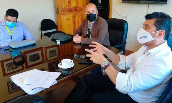 Seremi de Salud lideró reunión con autoridades locales para disminuir contagios en las comunas de Pichilemu y Las Cabras