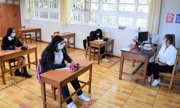 """Seremi de Salud O'Higgins presentó """"Cuadrillas Sanitarias en tu escuela"""""""