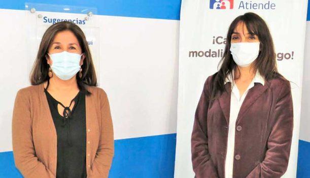 Seremi del Trabajo y directora regional del IPS, informaron medidas para facilitar el cobro de pensiones en cuarentena