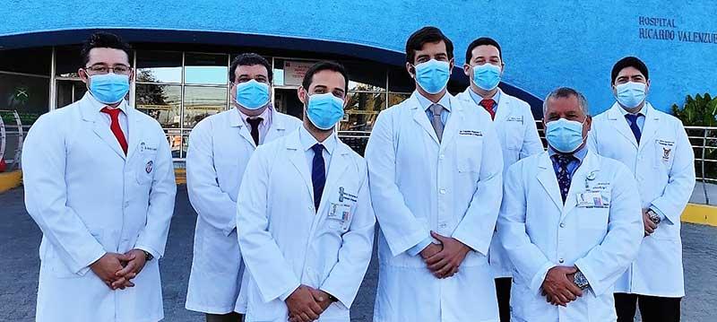 Servicio de Traumatología del Hospital de Rengo: en pandemia reafirman su compromiso en la atención segura y de calidad al paciente