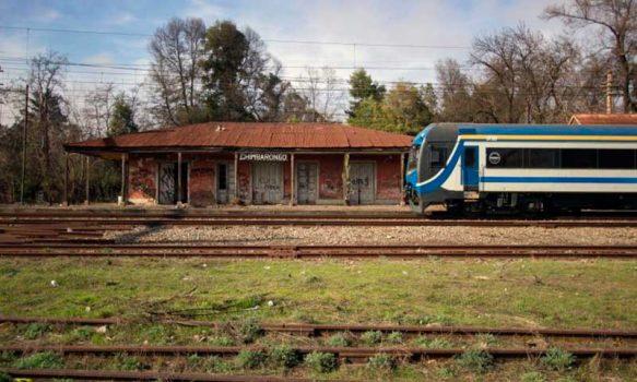Tren hasta Chimbarongo