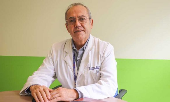 Asume nuevo director del Hospital Regional de Rancagua