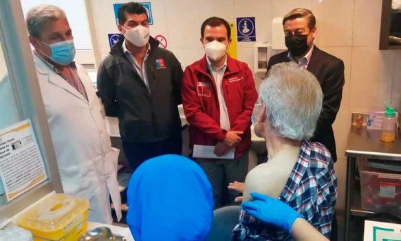 Autoridades dan inicio a la campaña de vacunación contra la Influenza en la región