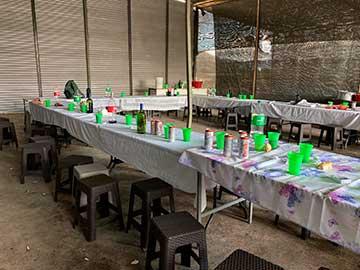 Carabineros detuvo a 18 personas por celebrar finalización de la vendimia en Packing de Santa Cruz