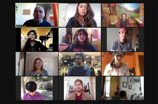 Corporación de la Cultura y las Artes de la Municipalidad de Rancagua entrega 12 becas de apoyo a la formación musical