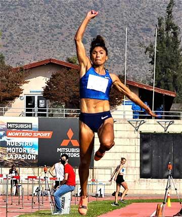 Deportistas regionales suben a lo más alto del podio en Chile