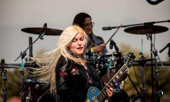 Escuelas de Rock y Música Popular arranca su año formativo en todo Chile con nuevo ciclo Mujeres Creadoras 2021