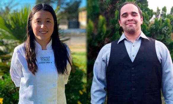 Estudiantes de Pichilemu y Rengo obtuvieron Premio Sello Santo Tomás 2020