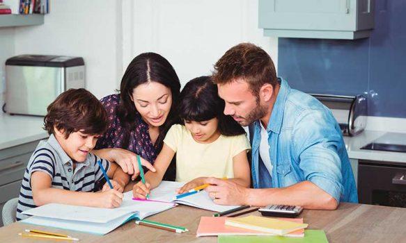 Evitar la frustración en los niños obstaculiza en crecimiento