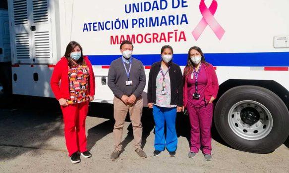 Hospital de Coinco realiza operativo de apoyo diagnóstico para la comunidad