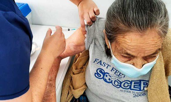 Hospital de Mercedes invita a usuarios del sector urbano a vacunarse contra la influenza