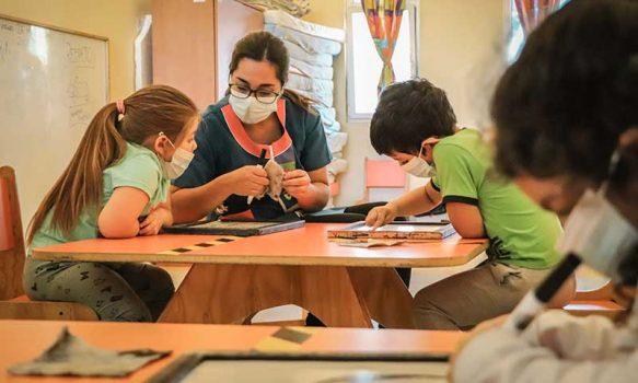 Hospital Regional mantiene en funcionamiento jardín infantil para hijos de sus funcionarios