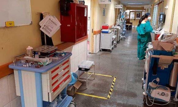 Hospital San Fernando descarta colapso e insta al autocuidado en este momento crítico de pandemia