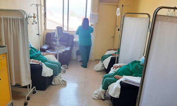 La Unidad de Cirugía Ambulatoria en Hospital San Fernando