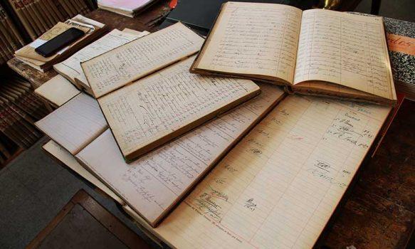 Legado del liceo Óscar Castro fue resguardado en librería británica