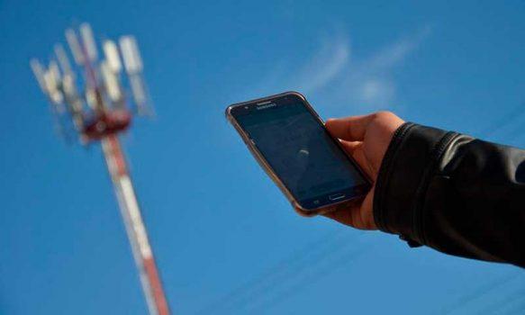 Localidades de la región de O'Higgins serán beneficiadas con Internet móvil de alta velocidad