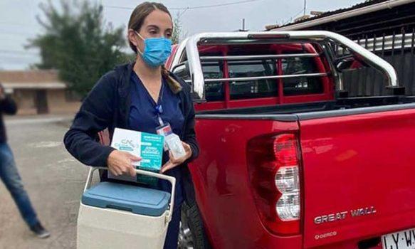Medicamentos y vacunas a domicilio en Graneros