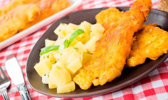 Pescado frito con ensaladas se posiciona como la opción ideal para Semana Santa