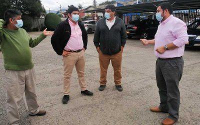 Transportistas de O'Higgins empezaron el proceso de postulación para obtener bono de $500 mil