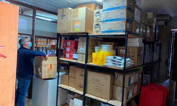 Unidad de Abastecimiento destaca por su gestión en tiempos de pandemia