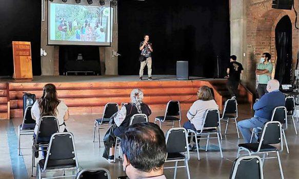 Vecinos del Barrio Villa Los Jardines de Peralillo reconocen potencialidades y debilidades de su sector