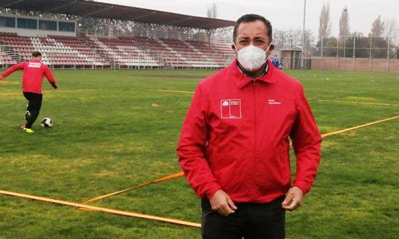 Club Deportes Rancagua se prepara para el regreso