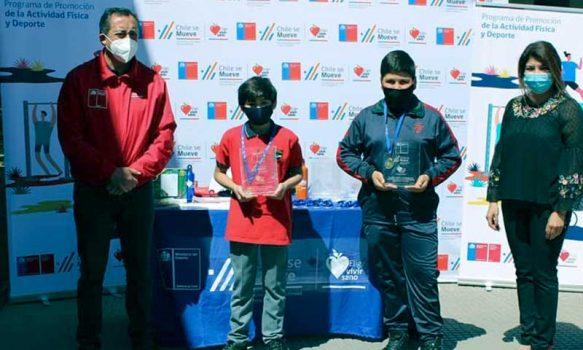 Colegios de la región se transforman en promotores del deporte
