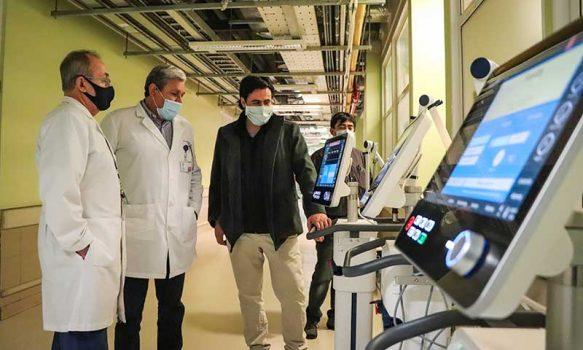 Cuenta Pública Hospital Regional Rancagua 2020: Complejización de camas y cambio en la atención de usuarios