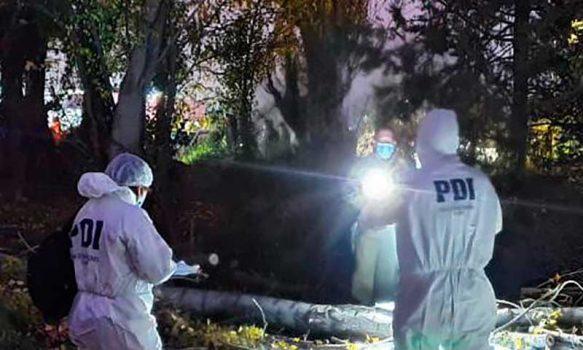 Hombre muerte mientras se encontraba talando árboles en Olivar