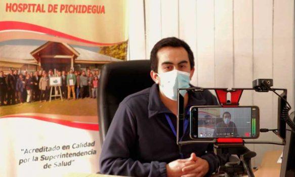 Hospital de Pichidegua presentó su cuenta pública gestión 2020