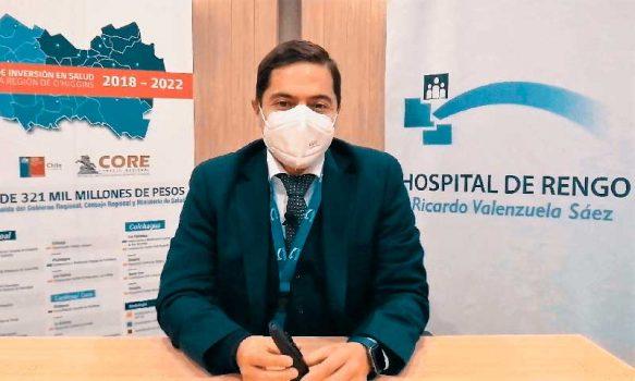 Hospital de Rengo peñaloza