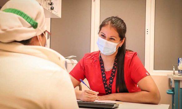 Hospital Regional realiza operativo preventivo de salud para la mujer funcionaria