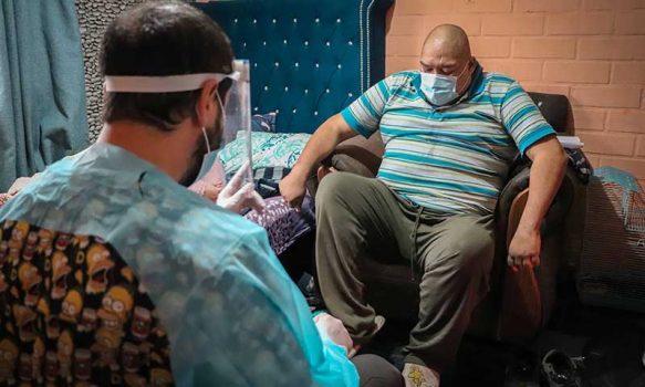 Hospitalización Domiciliaria: Terminando el tratamiento post COVID-19 en la comodidad del hogar