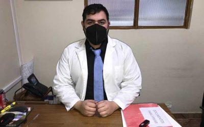 Marcel Gueren asume como director de Hospital de Graneros