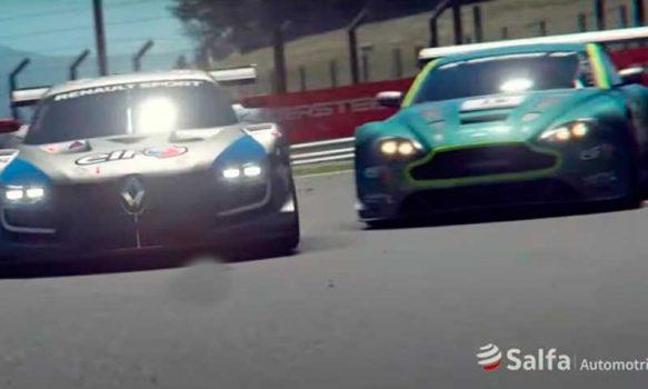 Primer torneo gamer Gran Turismo Sport en Chile auspiciado por Salfa Automotriz