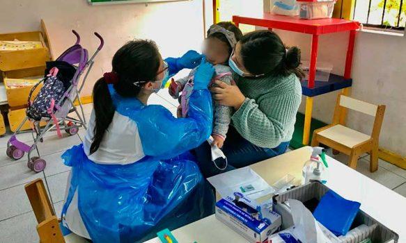 Sembrando Sonrisas avanza en entregar una mejor salud a los niños de la Región de O´Higgins