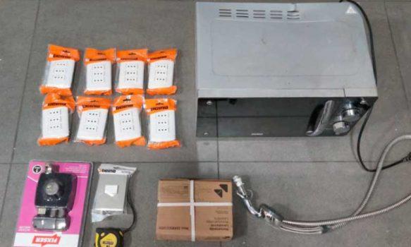 Carabineros de Mostazal detuvieron a dos sujetos por Receptación, Porte Ilegal de arma de fuego y Drogas