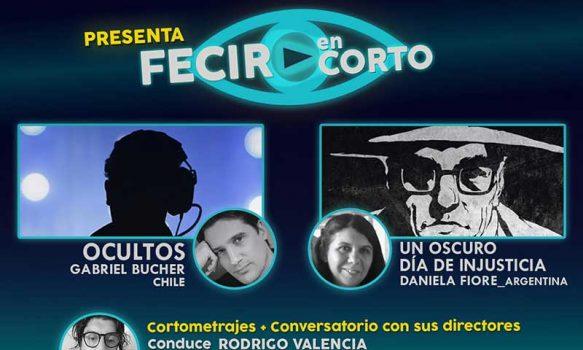 Con invitados de Francia y Argentina se desarrollará tercer capítulo de Fecir en corto