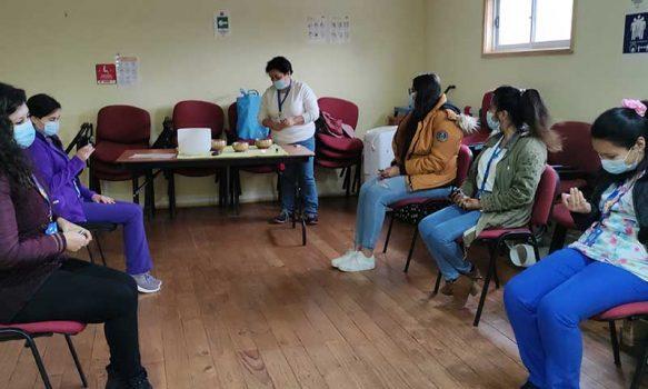 Creando espacios de equilibrio emocional y energético en hospitales