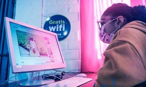 Fibra Óptica beneficiará a más de tres mil personas en Graneros