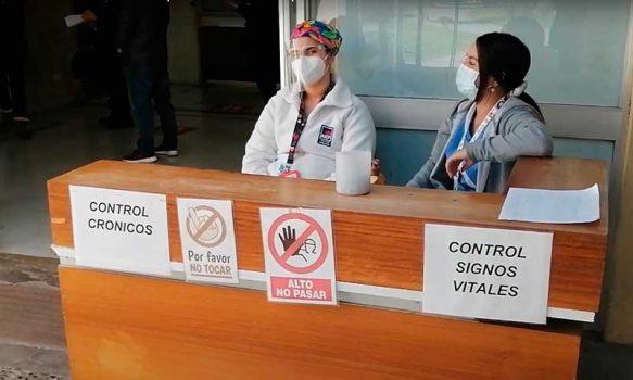 Hospital de Peumo continúa con todas sus atenciones durante cuarentena